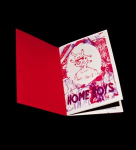 Image of HOME BOYS - By Theo Nunn