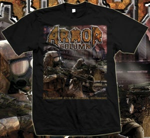 "Image of ""Maximum Collateral Damage"" t-shirt"