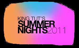 Image of King Tuts Summer Nights