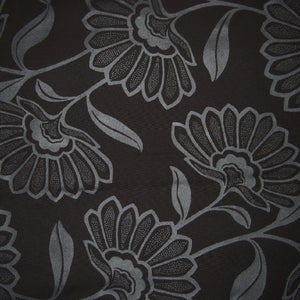 Image of Floral Noveau-Printed Fabric (Darks)