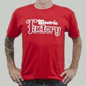 "Image of Mens ""Phillies"" Red T-Shirt"
