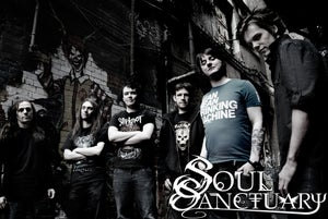Image of Soul Sanctuary Poster 2011