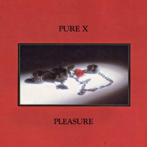 Image of ACE017 - Pure X - Pleasure CD