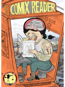 Image of The Comix Reader: Issue two