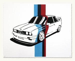 Image of BMW E30 M3 - M Colors