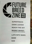 Image of Future Breed Zine - Sound And Fury 2010
