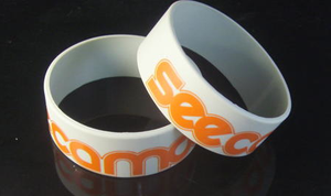 Image of Grey/Orange See Camden Bracelet