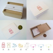 Image of KID'S CARDS IN A BOX | TARJETAS INFANTILES EN CAJA