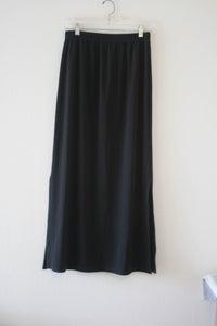 Image of Black Maxi Skirt