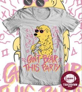"""Image of CBTP """"Gamer bear"""" T Shirt"""