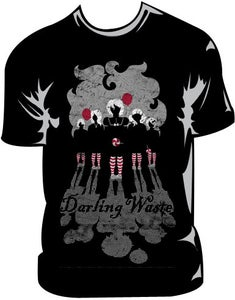 Image of Darling Waste - Candystripe Brigade T Shirt