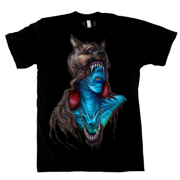 Image of Cynaphobia | by Alex Pardee | T Shirt