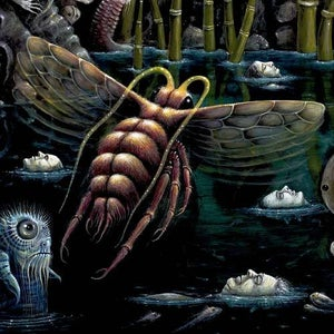 "Image of MEMENTO MORI ~ 18 x 24"" Open Signed Edition"