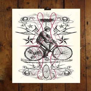 Image of JUST A RIDE - LTD EDITION PRINT