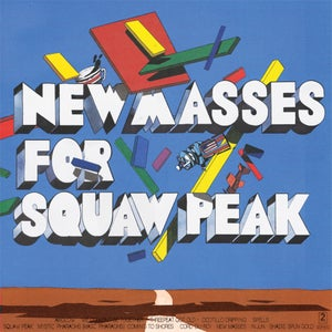 Image of Holiday Shores - New Masses for Squaw Peak (LP)