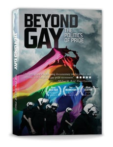 Image of Beyond Gay: The Politics of Pride