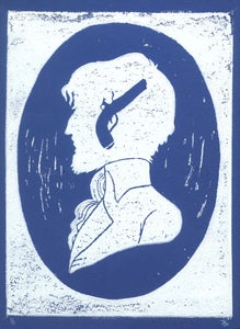 Image of Gentleman - Original Print
