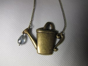 Image of 'Watering Can' Necklace