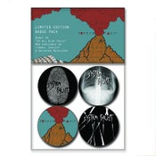Image of LTD Edition Badge Pack
