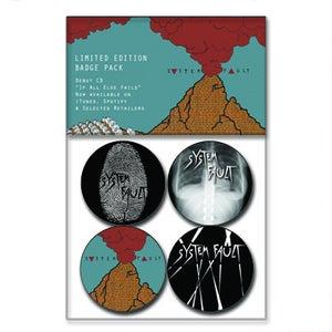Image of LTD Edition Badge Pack