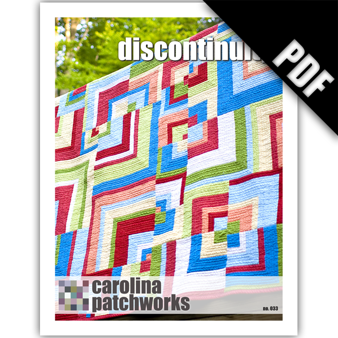 Image of No. 033 -- Discontinuity {PDF Version}
