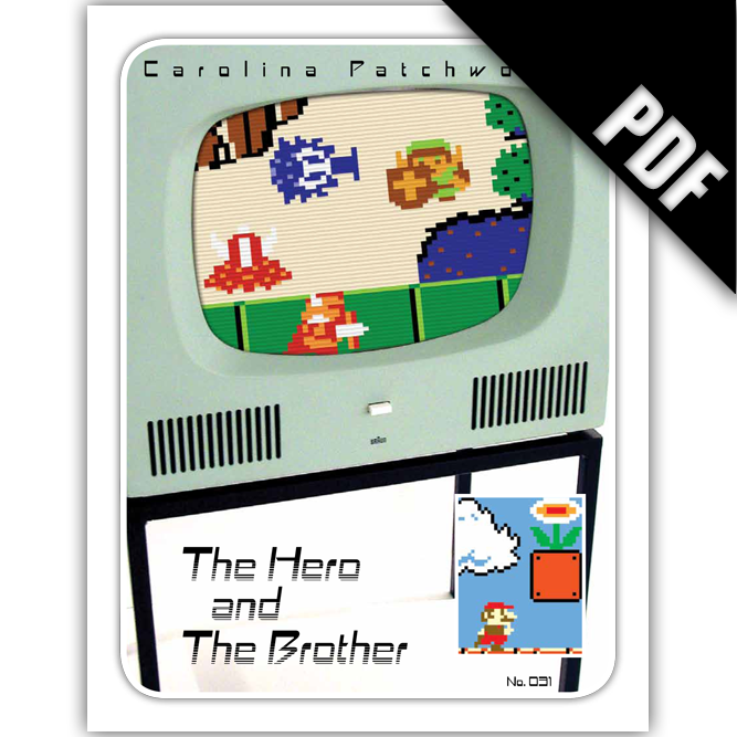Image of No. 031 -- The Hero and The Brother {PDF Version}