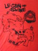 Image of Legion of Swine t-shirt