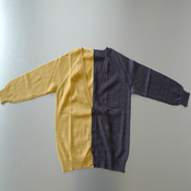 Image of 2Tone Wool Cardigans