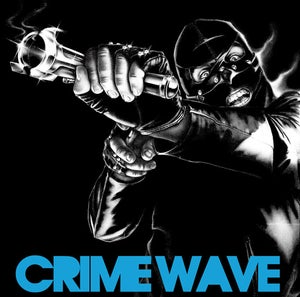 Image of CRIME WAVE Savage Reaction 12""