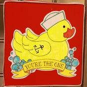 Image of Rubber Ducky Nursery art