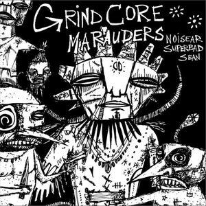 "Image of NOISEAR//SUPERBAD//SEAN Grindcore Marauders 12"""
