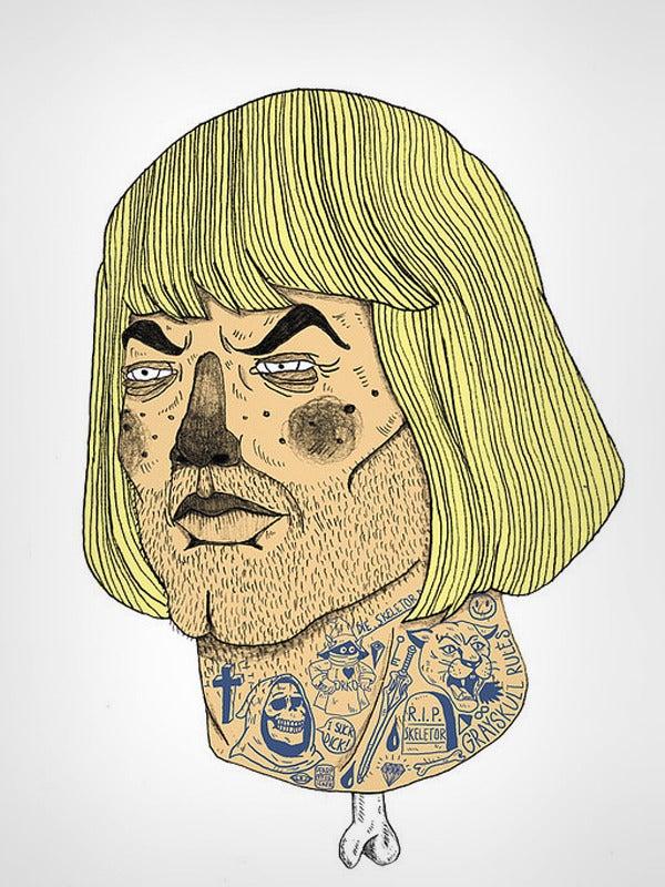 "Image of Bene Rohlmann - ""He-Man"""