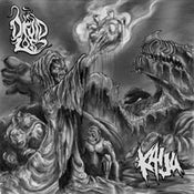 "Image of DRUID LORD/KAIJU:"" SPLIT 7``EP + CD"""