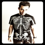 Image of UNI_FORM - T-Shirt Skeleton