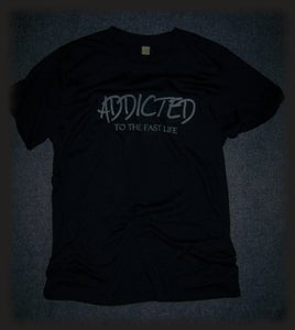Image of Addicted Men's Tee