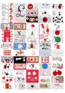 Image of XXXmas Sticker Book