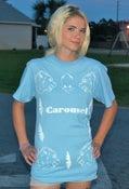 Image of WOLF Shirt (Blue)