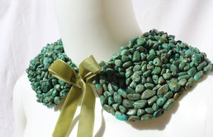 Image of Peter Pan Picked a Pickled Pebble Collar
