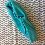 Image of Turban Headband - Turquoise