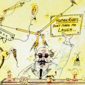 Image of 'Human Rights' - Charles Bronson Print