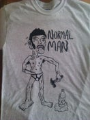 Image of NORMAL MAN t-shirt