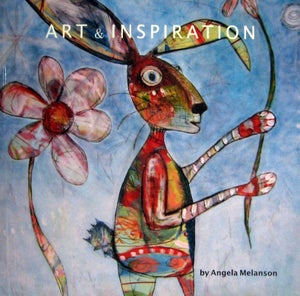 Image of Art & Inspiration Book ($20 plus $3 shipping fee)