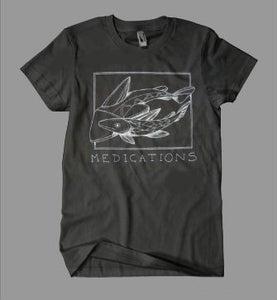 Image of Medications Fish T-Shirt
