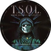 "Image of T.S.O.L. ""Life Liberty & the Pursuit of Free Downloads"" Limited Edition Picture Disc"