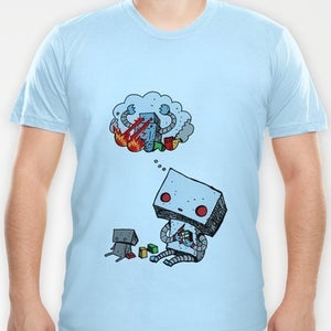 Image of Dream About the Future t-shirt