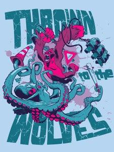 "Image of ""Gorilla Vs. Octopus"" Tee"