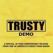 "Image of Trusty ""Demo"" CD"