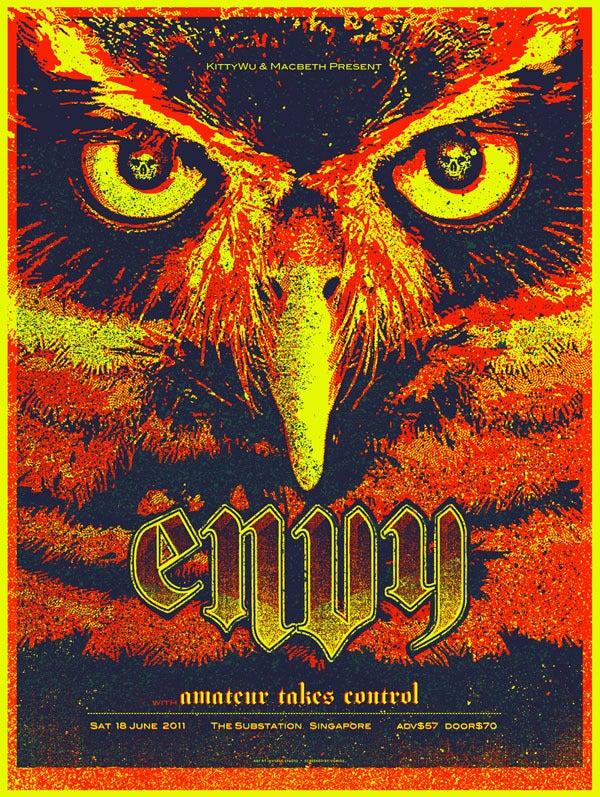 """Image of Envy """"Evil Eyes"""""""