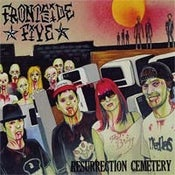 "Image of Frontside Five ""Resurrection Cemetery"" CD"