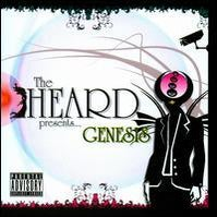 "Image of The Heard ""Genesis"" CD"